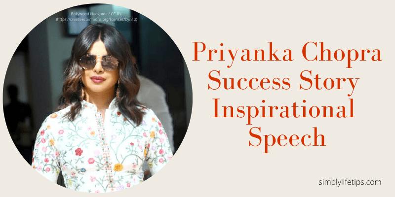 Priyanka Chopra Success Story