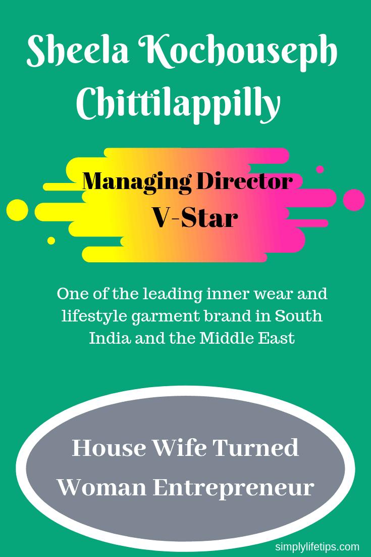 Managing Director V-Star