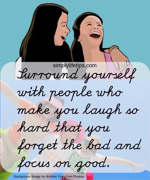Make more friends
