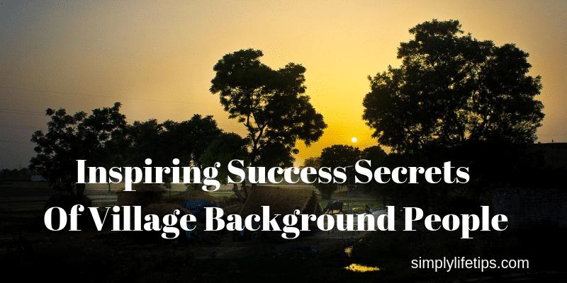 Inspiring Success Secrets