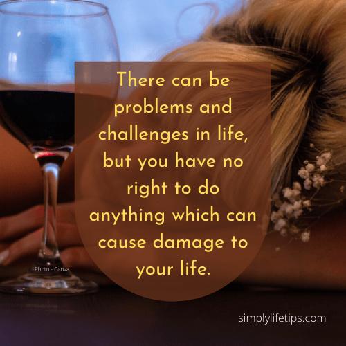 Mental Stress Alcoholism