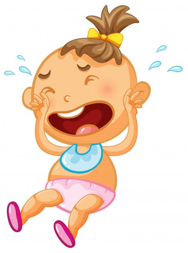 Crying Toddler Tantrum