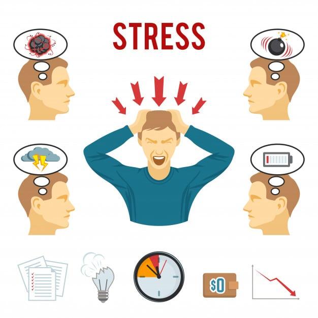 Mental Disorder - Overcome stress