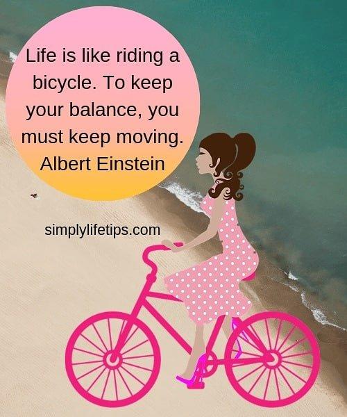 Life Quote - Albert Einstein