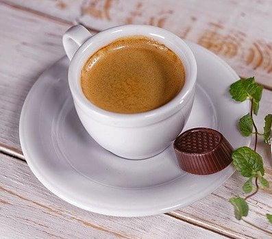 Caffeine and Antioxidants in the Coffee help your brain
