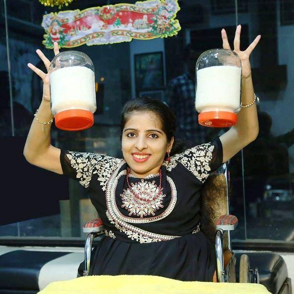 Anju Rani Joy Jar Lifting World Record Winner
