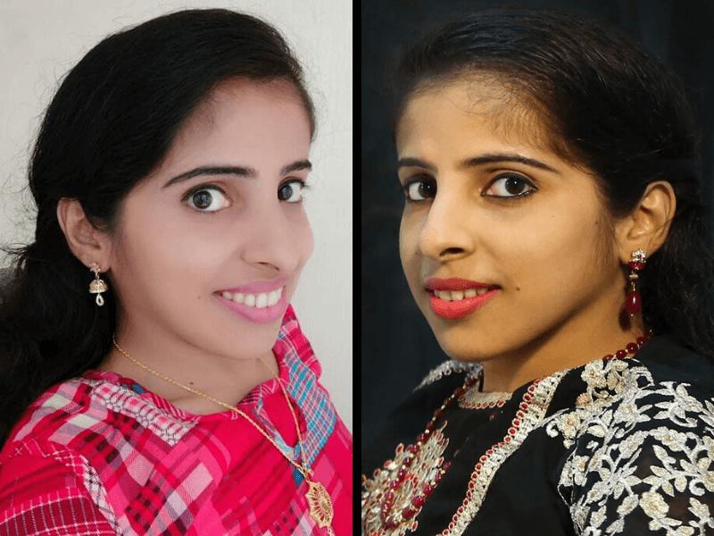 Anju multi-talented woman Smile