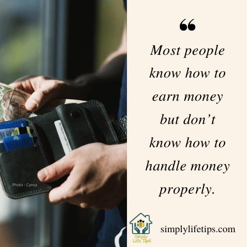 Money Finance life skills commerce