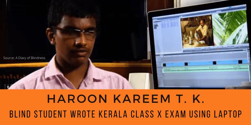 assistive technology Haroon Kareem T K