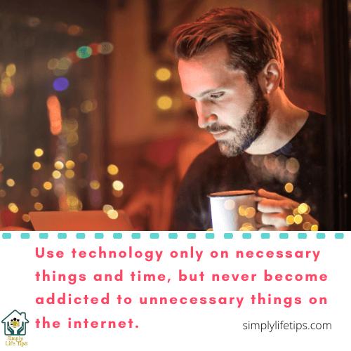 Technology social media internet life skills