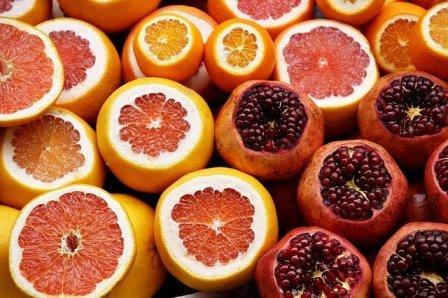 Citrus Fruits immunity-booster