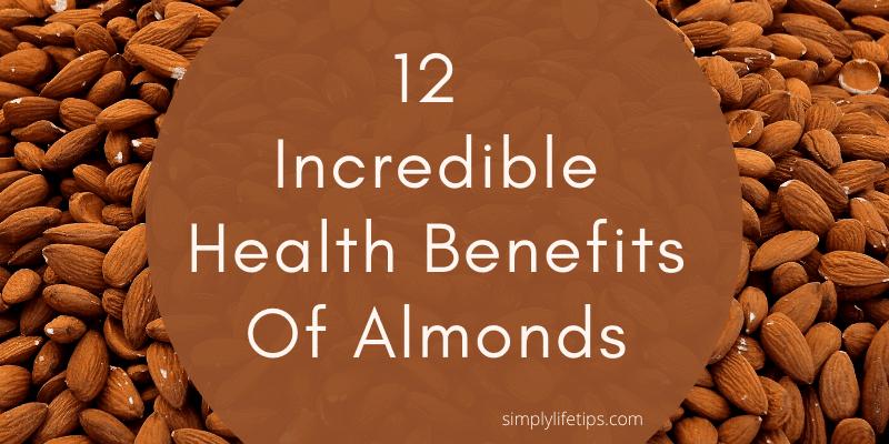 Health Benefits Almonds immunity immune system