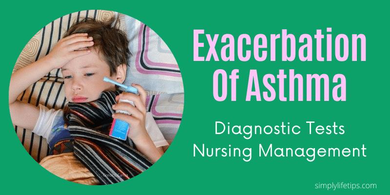 Exacerbation Of Asthma