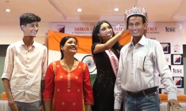 Manya Singh Father Crown