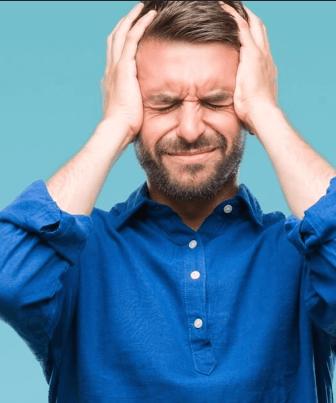Black fungus attack brain Headache